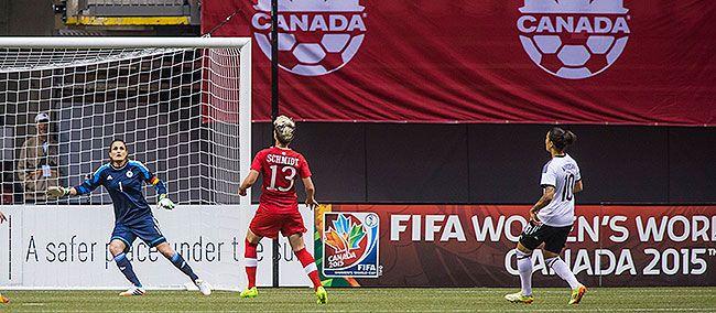Quatre pays se qualifient pour la coupe du monde f minine - Coupe du monde feminine de la fifa canada 2015 ...